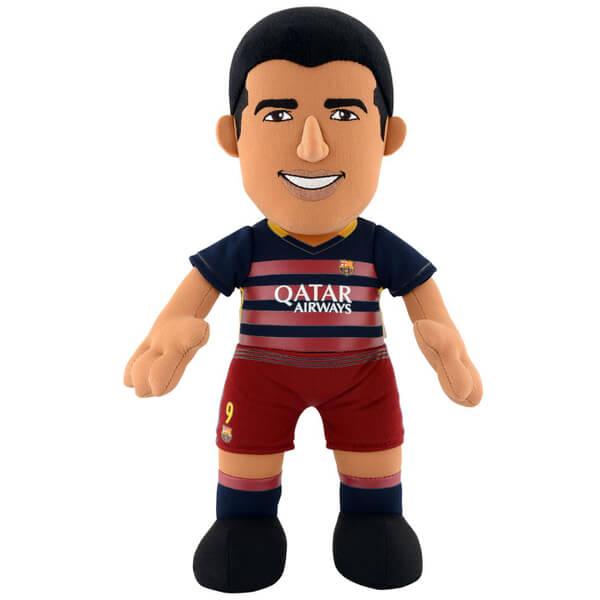 Figurine Bleacher Luis Suarez FC Barcelona
