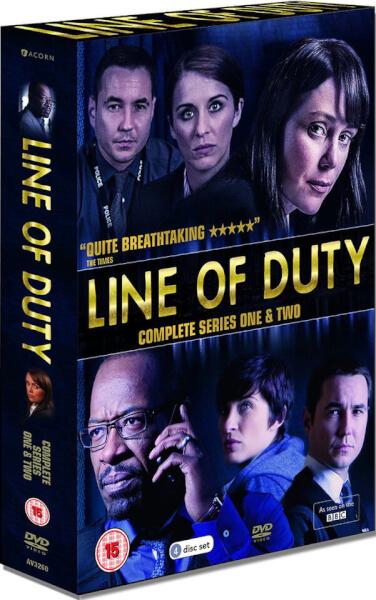 Line of Duty - Series 1 & 2 (Re-Release)