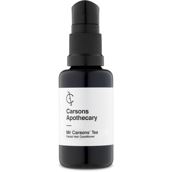 Carsons Apothecary Mr Carsons' Tea Beard Oil
