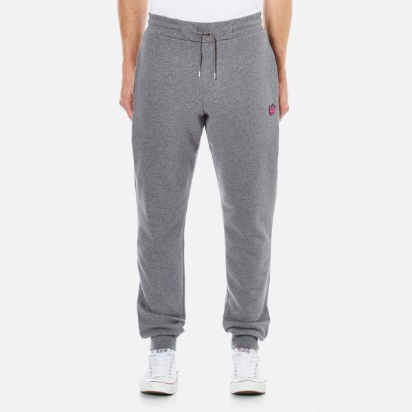McQ Alexander McQueen Men's Rib Sweatpants - Stone Grey Melange