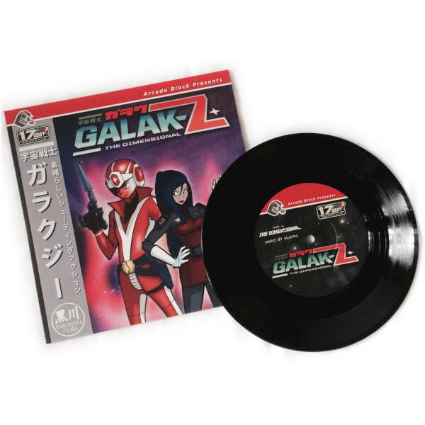 MGB Galak-Z Vinyl