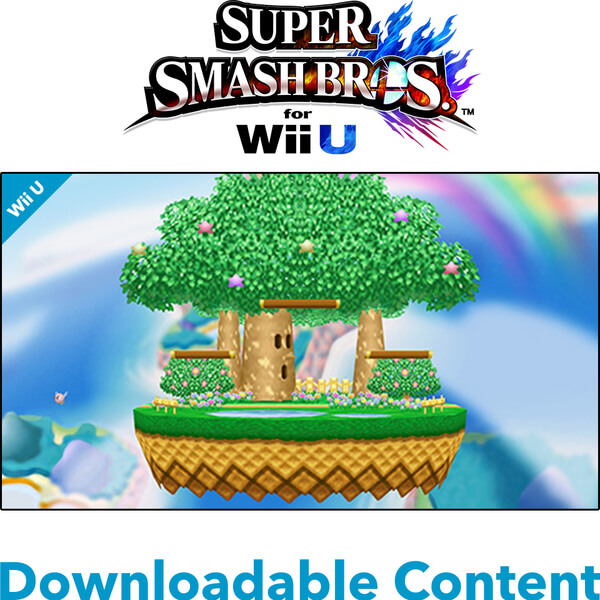 Super Smash Bros. for Wii U - Dreamland Stage DLC
