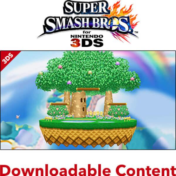 Super Smash Bros. for Nintendo 3DS - Dreamland Stage DLC