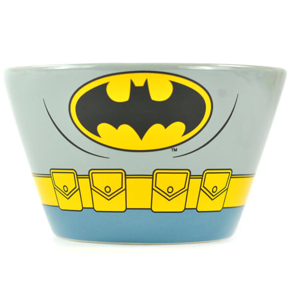 DC Comics Batman Costume Bowl