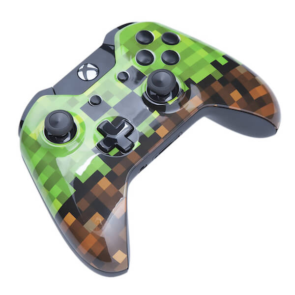 Xbox One Wireless Custom Controller - The Creeper Edition ...