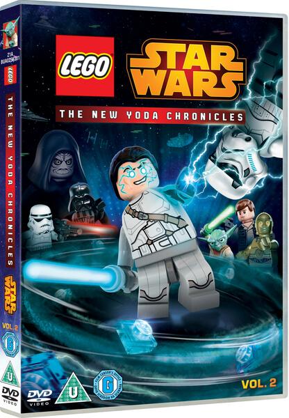 Star wars lego the new yoda chronicles volume 2 dvd - Croiseur interstellaire star wars lego ...