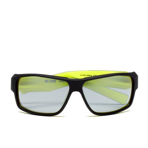 Nike Men's Expert Sunglasses - Black/Yellow