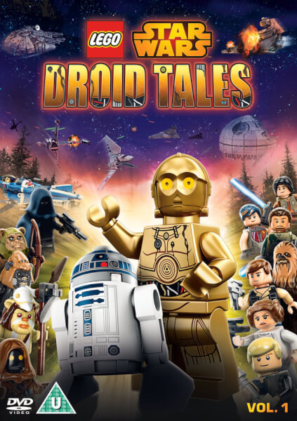 Star Wars Lego: Droid Tales - Volume 1
