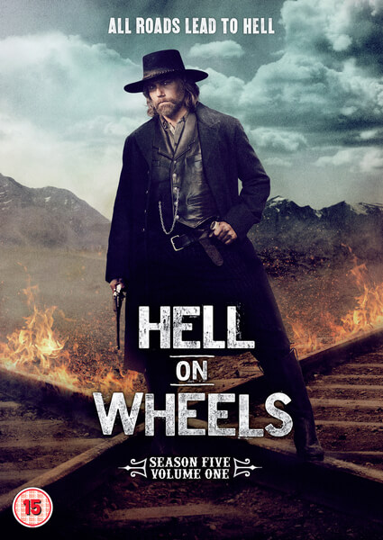 Hell On Wheels Season 5 Volume 1 Dvd Zavvi Com