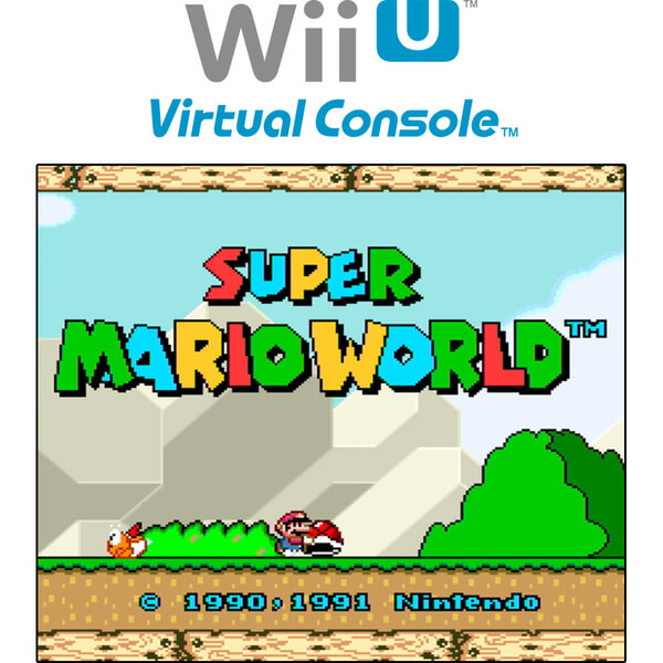 Super Mario World - Digital Download