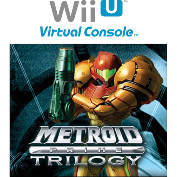 Metroid Prime Trilogy - Digital Download