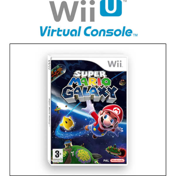 Super Mario Galaxy - Digital Download