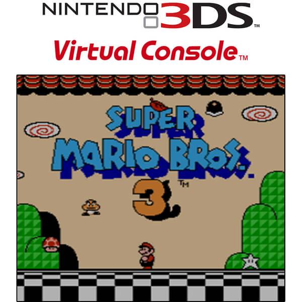 Super Mario Bros. 3 - Digital Download