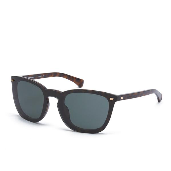 Calvin Klein Jeans Women S Retro Sunglasses Tortoise