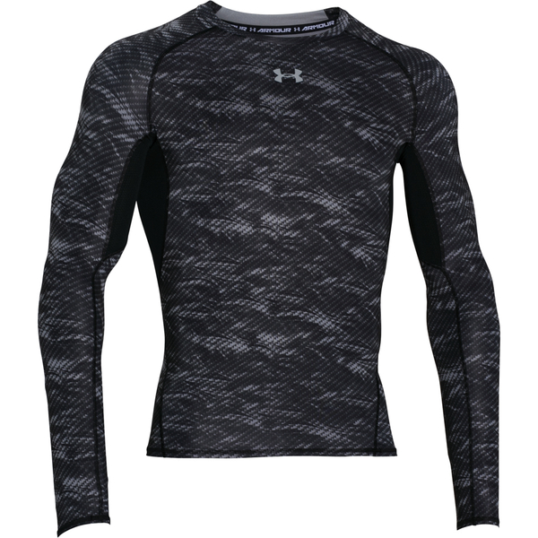 Under armour men 39 s heatgear armour long sleeve compression for Under armour shirts canada