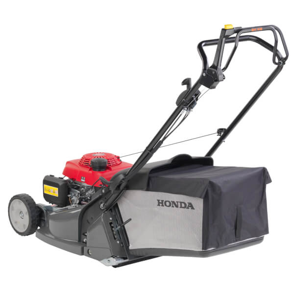 hrx476 qx 19 single speed rear roller lawn mower honda. Black Bedroom Furniture Sets. Home Design Ideas