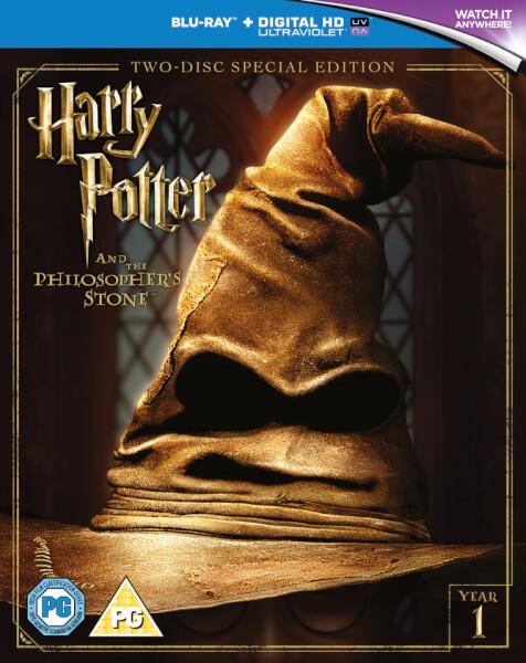 Harry Potter à l'école des sorciers - Édition 2016