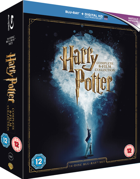 Image result for harry potter dvd box set uk