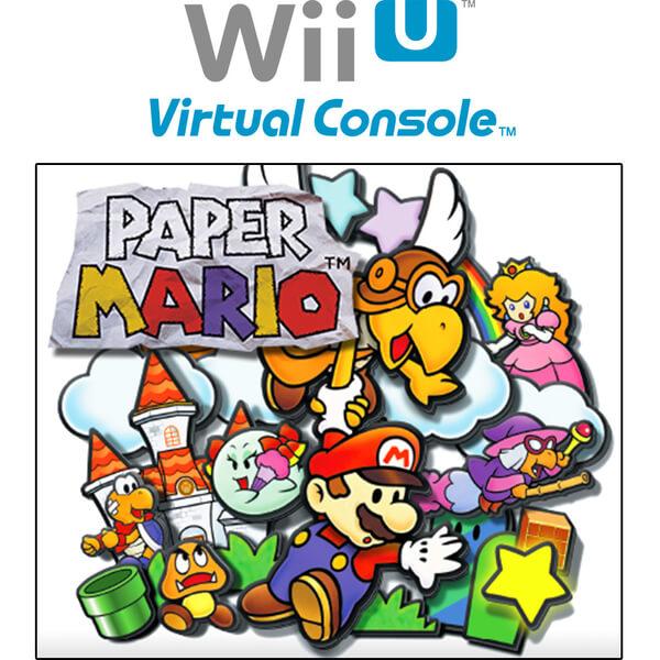 Paper Mario - Digital Download
