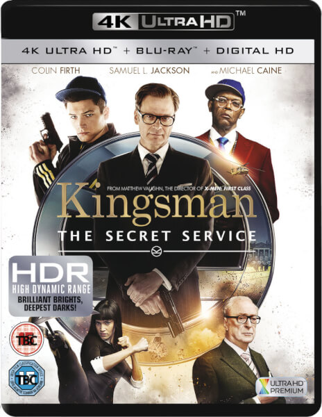 Kingsman : Services Secrets - 4K Ultra HD
