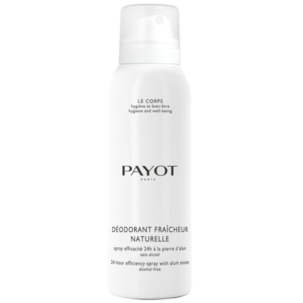PAYOT Deodorant Fraicheur Natural 24-Hour Deodorant Spray 125ml