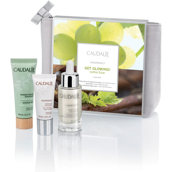 Caudalie Vinoperfect Glowing Set (Worth $102.00)
