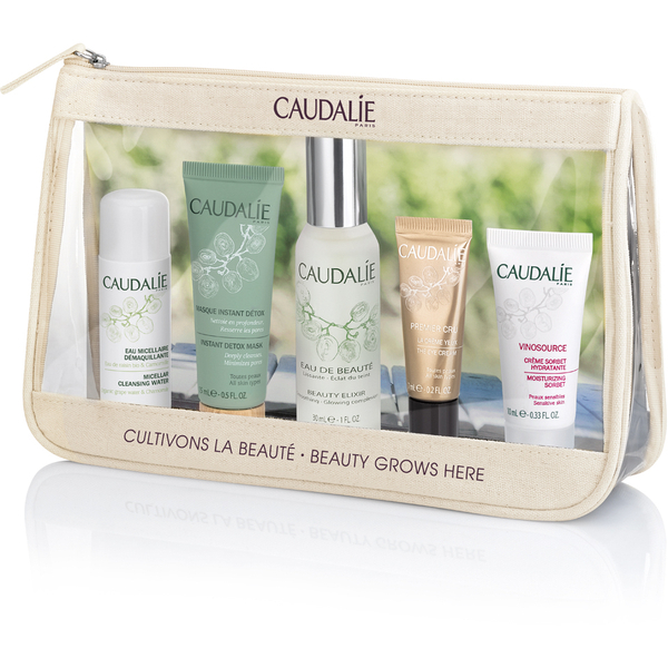 Opinion caudalie facial products have appeared