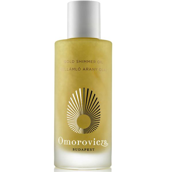Omorovizca Gold Shimmer Oil