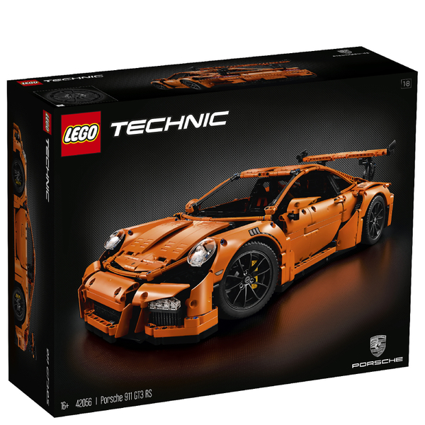 lego technic porsche 42056 spielzeug. Black Bedroom Furniture Sets. Home Design Ideas
