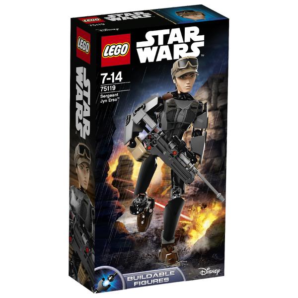 LEGO Star Wars: Sergeant Jyn Erso (75119)