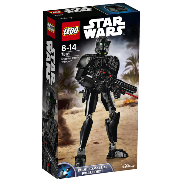 LEGO Star Wars: Imperial Death Trooper (75121)