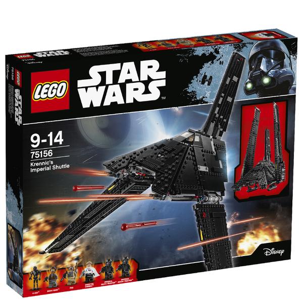 LEGO Star Wars: Lanzadera imperial de Krennic (75156)