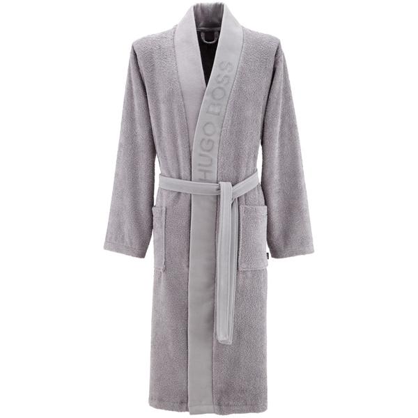 Hugo BOSS Plain Kimono - Concrete