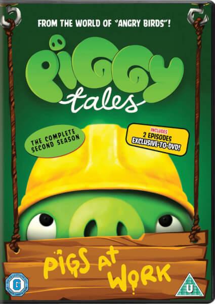 Piggy Tales: Season 2 - Big Face Edition