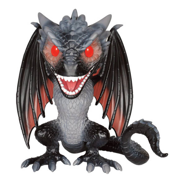 Game of Thrones Drogon 6' Oversized Limited Edition Pop! Vinyl Figure