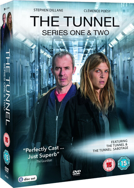 The Tunnel - Series 1-2