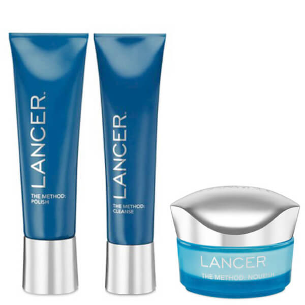 Lancer Skincare The Lancer Method (Worth $234.30)