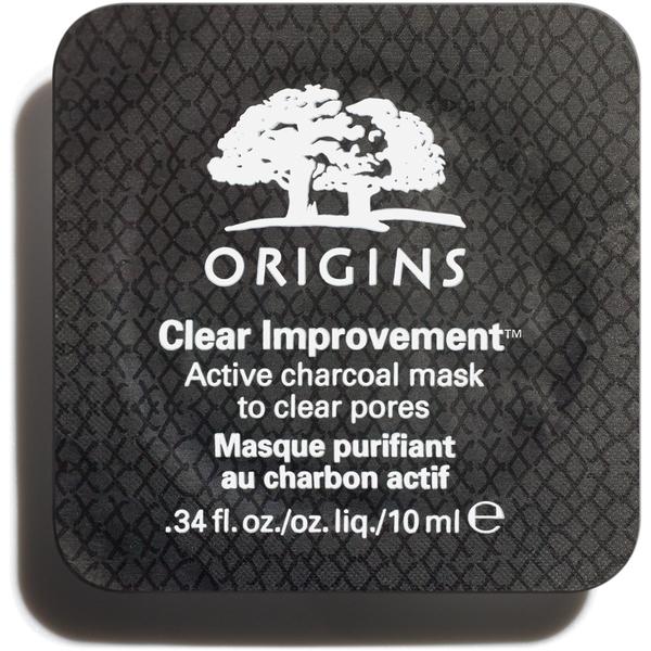 Origins Clear Improvement Active Charcoal Face Mask Pod 10ml