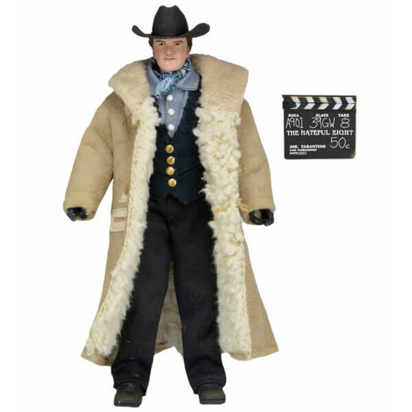 NECA Hateful Eight Quentin Tarantino 8 Inch Action Figure