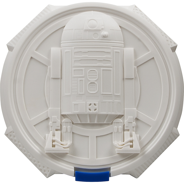 Star Wars Lunch Box - White