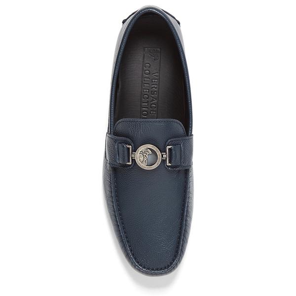 03a76740 Versace collection shoes men / Deep ellum haunted house