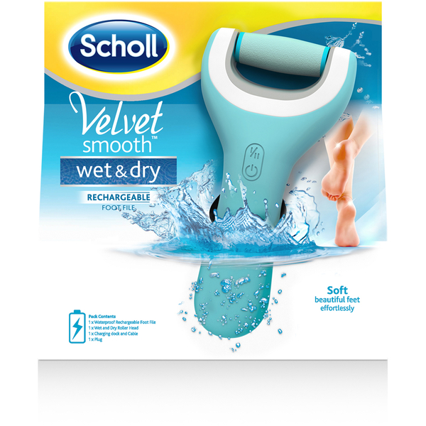 Pedi Wet and Dry de Scholl