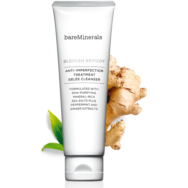 bareMinerals Blemish Remedy Acne Treatment Gelee Cleanser 120g