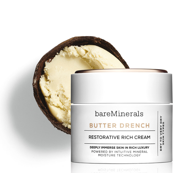 Crema Rica Restauradora Butter Drench de bareMinerals 50 ml
