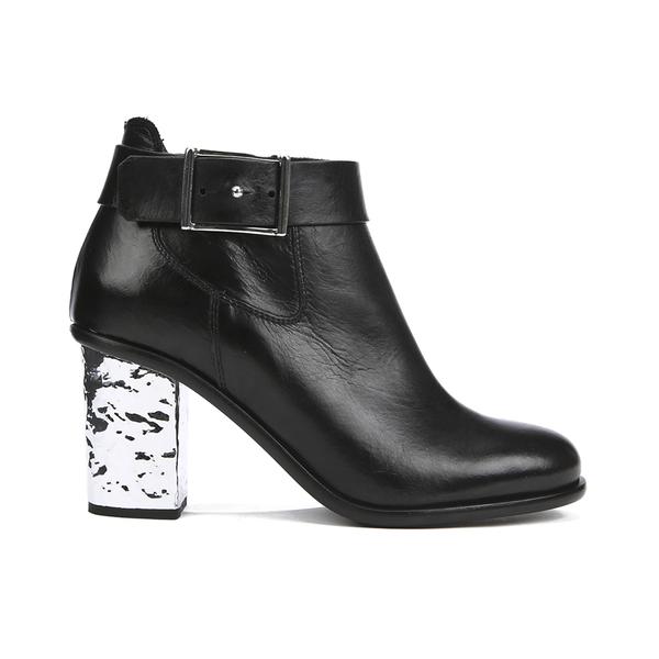 McQ Alexander McQueen Women's Shacklewell Boot - Black