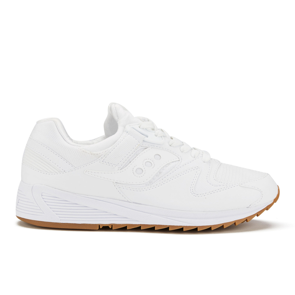 Saucony Men's Grid 8500 Trainers - White