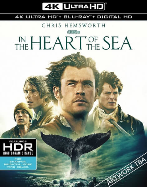In The Heart Of The Sea - 4K Ultra HD