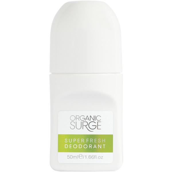 Super Fresh Deodorant de Organic Surge (50ml)