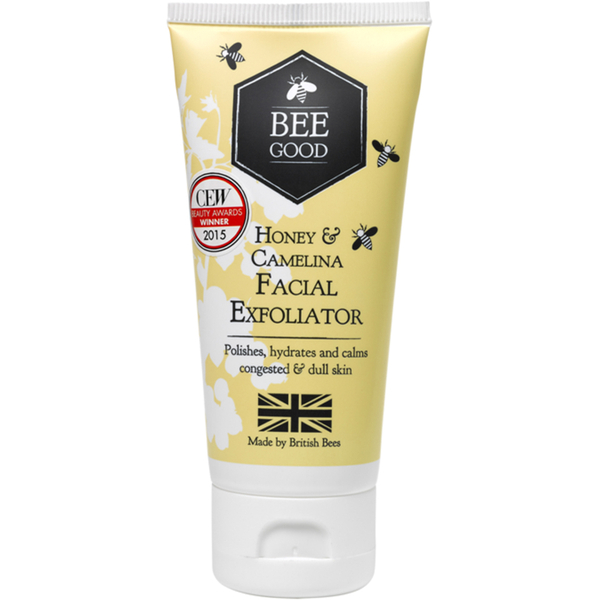 Bee Good Honey og Camelina FacialExfoliator (50ml)