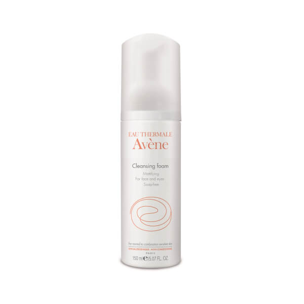 Avène Face Essentials Cleansing Foam 5.07fl. oz